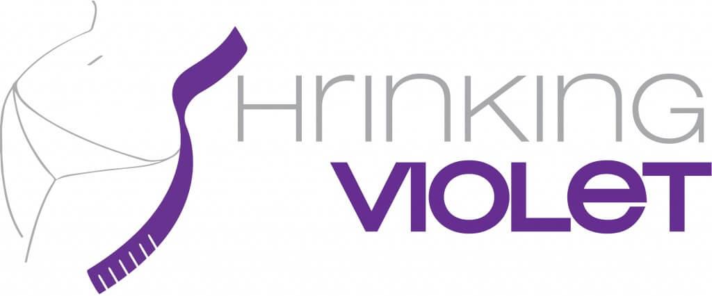 tibby olivier shrinking violet logo