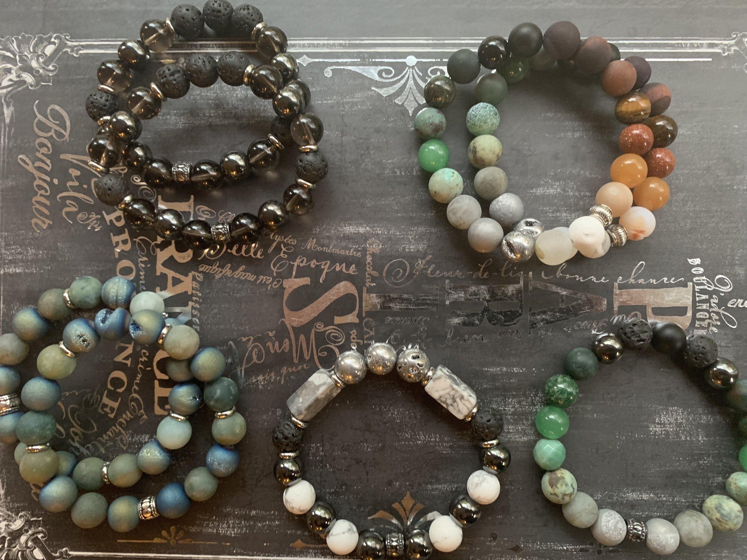 Healing/Energy Bracelets