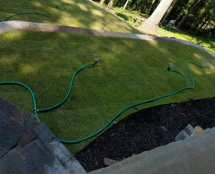 Irrigation Systems Mejia Landscaping Usa Llc