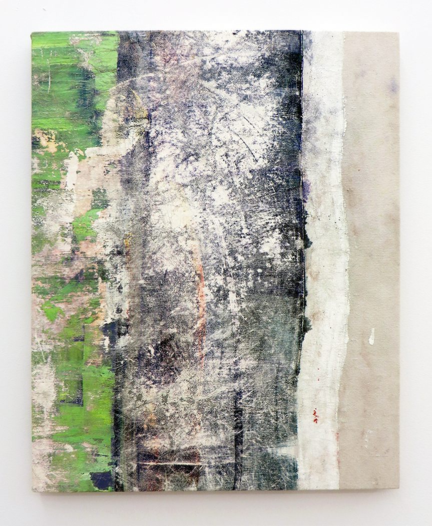 Ajemian, Laundered Painting (20x16) III (email), 2014, painting on canvas, 20 x 16 in. 50.8 x 40.64 cm, CNON 54.717.jpg