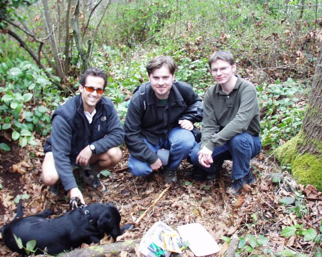 Founders - Bryan Roth, Jeremy Irish, Elias Alvord