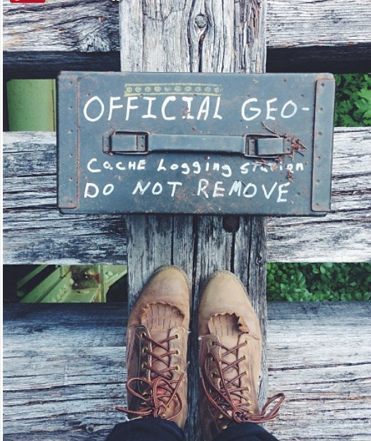 """Flip Side PA  //  Spring Grove GeoTour    """"Find Geocaching spots near you, go on Spring Grove GeoTour"""""""
