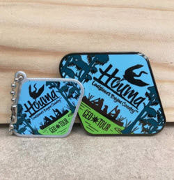 """Daily Comet // Houma Travel GeoTour    """"We just want to get our locals as involved and excited about geocaching as we are."""""""