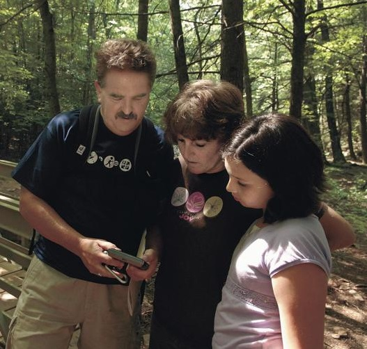 """The Journal / /  Berkeley Gadgets GeoTour    """"(We) saw geocaching as a great marketing opportunity to bring a new crowd of people into the county."""""""