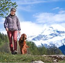 """Jungfrau Zeitung // Schönste Flecken für aufmerksame Spürnasen    """"With the first GeoTour in Switzerland, Aeschi Tourism wants to take the guests even closer to the natural attractions."""""""