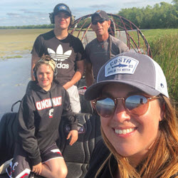 """Adventure Mom // Fun Things To Do in Houma, Louisiana    """"If you are into geocaching you will definitely want to check out Louisana's first and only GeoTour with over 50 geocaches."""""""
