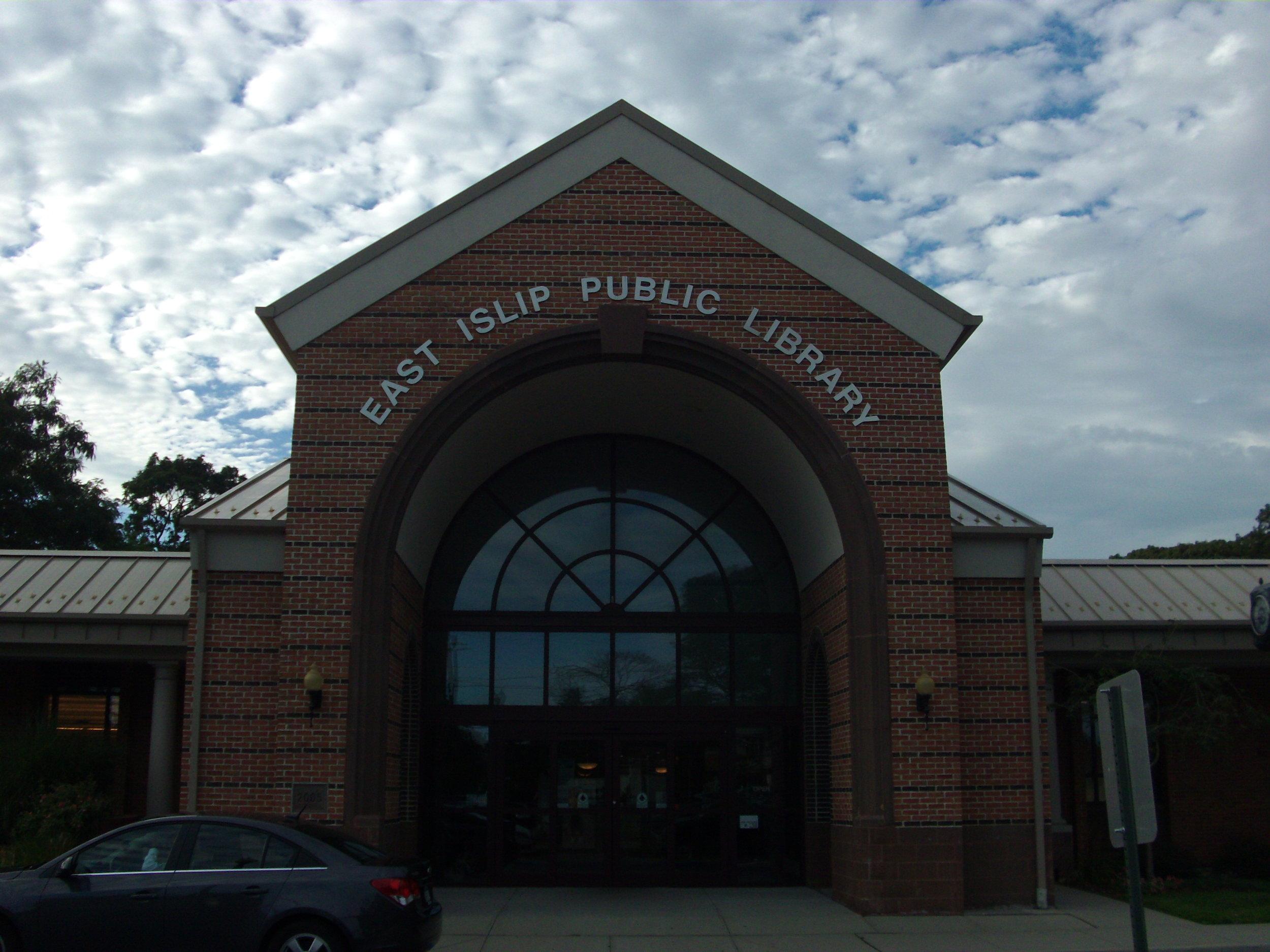 E. Islip Public Library