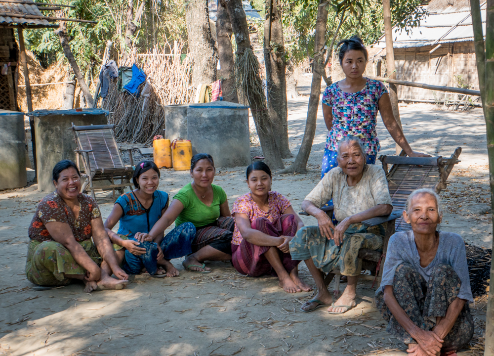 YWCA Woman's Education Center - Last year we built a Women's Education Center for the YWCA in central Myanmar. THANK YOU for all of your support; We couldn't have done it without you.