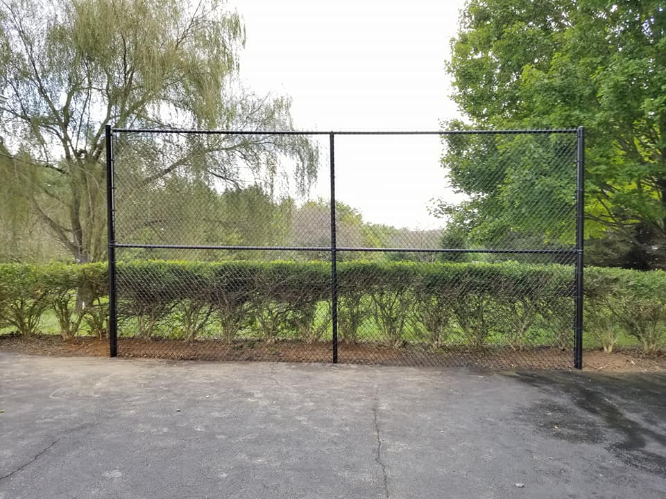Tall Chain Link Fence