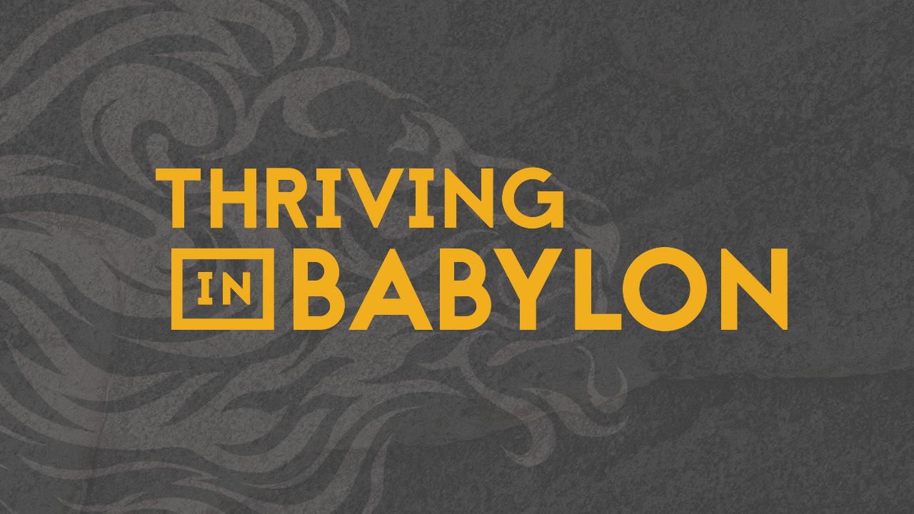 Thriving in Babylon w Logo.jpg