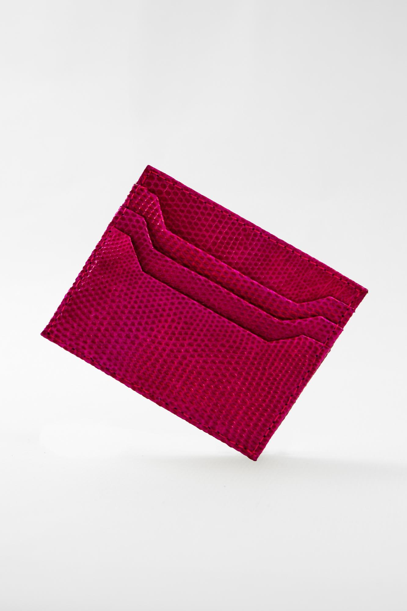Mis Balinesas Pink Cardholder