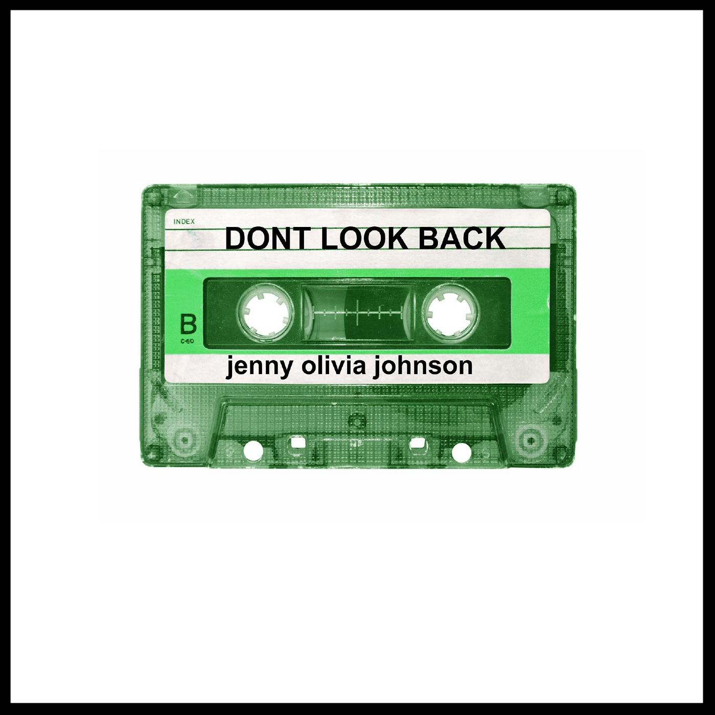 <b>2015</b><br> DON'T LOOK BACK<br>Jenny Olivia Johnson<br><small> Innova Records</small>