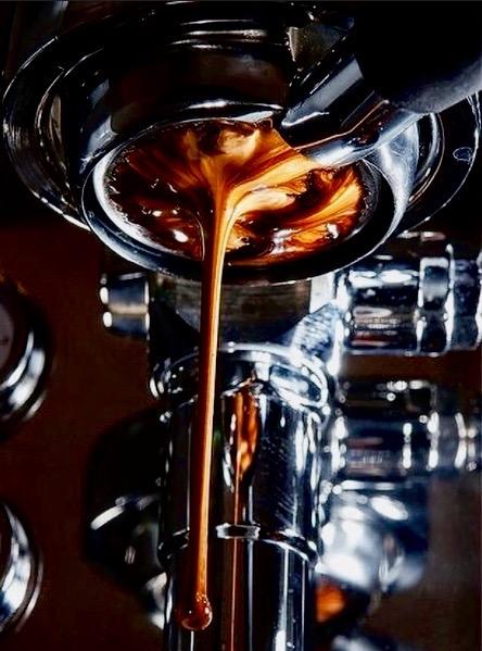 = - Rocket Espresso