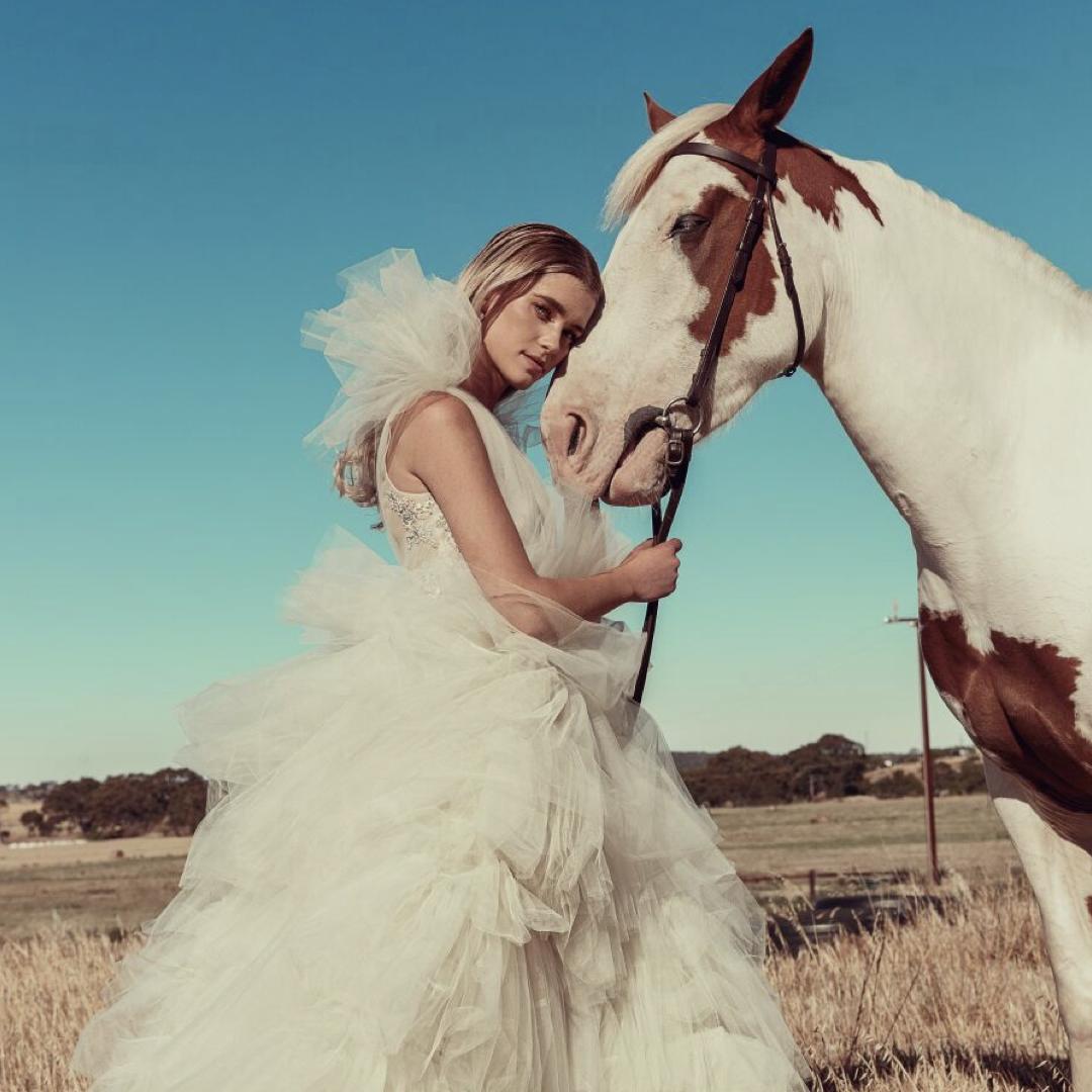 Cristina Tridente —  Tridente Couture & Couture+Love+Madness