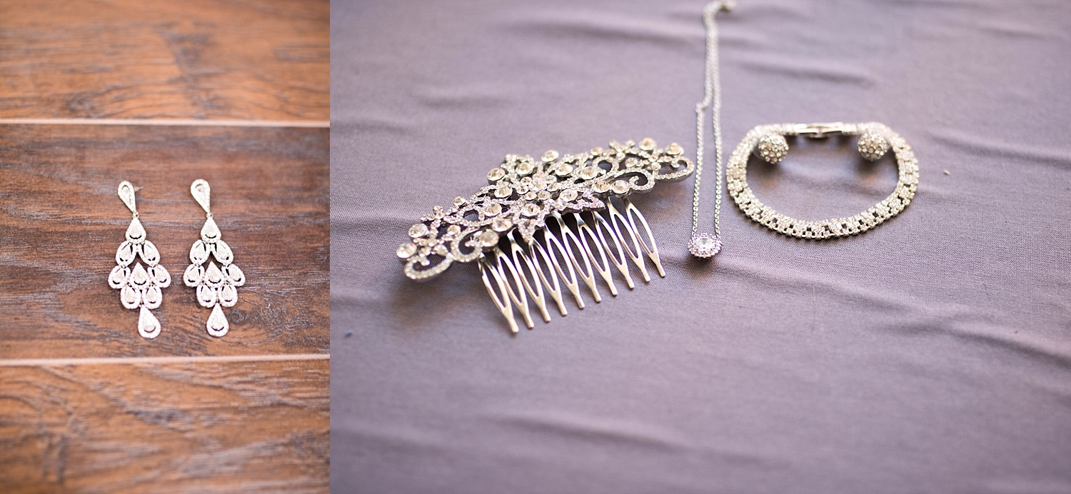 Beautiful Dimond hair comb, pendant, bracelet and round earrings. Stunning Dimond chandelier earrings.