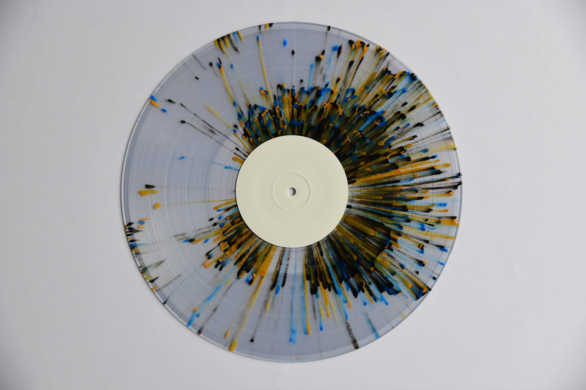 Splatter 9  - Translucent