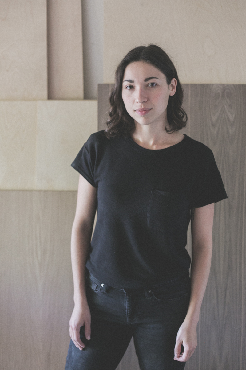 Half Halt Studio was founded by Adrienne Romine, a designer and woodworker.