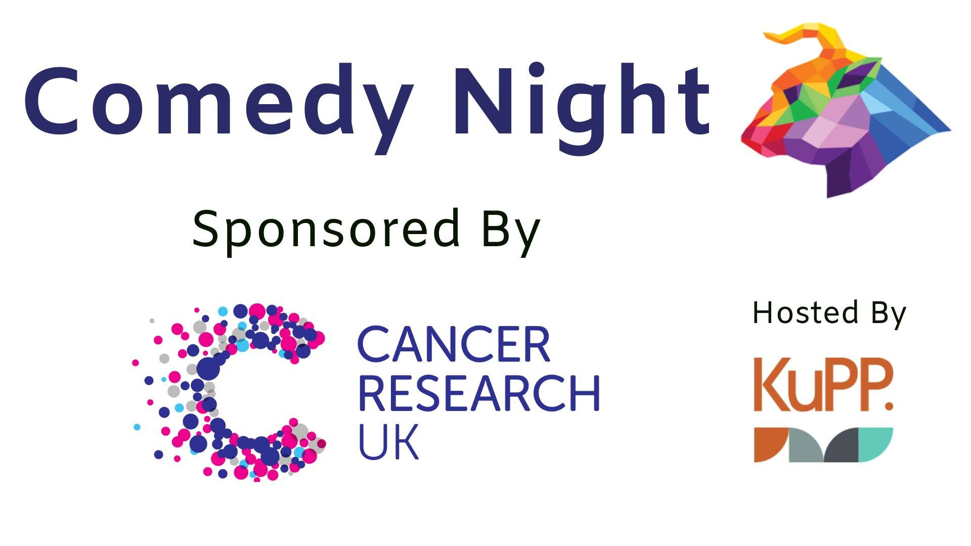 "We are proud to be teaming up with Oxford Pride to put on a night of comedy with some of Oxfordshire's wittiest stand ups and the talented folks that make Improv look easy.  All proceeds for this event go to benefit Oxford Pride.   Proceeds go towards Oxford Pride. Donation buckets will also be present at event.  Join Anna Dominey (MC) along with Iszi Lawrence Sarah Mann Sam Lake  And  Oxford Imps      Get Your Tickets Here!    Sam Lake , originally from Cornwall, is a London based Stand-Up Comedian. Described by  Chortle  as  ""A thoroughly engaging larger-than-life personality"" , Sam openly shares stories and details from his life as a semi-camp gay man, moving from a small mining village to a big city and gearing up to become a happily married man. Sam has been performing comedy for 4 years and has a racked up a number of achievements, winning  South Coast Comedian of the Year  in 2016,  Leicester Square Theatre's New Comedian of the Year 2018  and  Hastings Fringe Newcomer of the Year   2018.  He was also   nominated for the  BBC New Comedy Award  in 2017.   BBC New Comedy Award 2018 finalist , Runner up in  2017's So You Think You're Funny? competition ,  Funny Women Regional Finalist  and  Leicester Square New Comedian Semi-finalist ,  Sarah Mann  is a regular on the Oxford comedy scene. Producer and MC at  QED Comedy Lab's  monthly night at  Tap Social  and a regular player at  It's Debatable!,  a monthly improvised debating show.  As heard on  BBC Radio Oxford ,  Anna Dominey  was noted as ' One to Watch'  the  Funny Women Awards  in 2016. In the same year she was also a finalist for  Riproar Comedy Gladiators.  Since then she has appeared as a semi-finalist in the  Leicester Square New Comedian  competition, both in 2016 & 2017, as well as  Bath New Act  competition, in 2018.   Iszi Lawrence , Comedian, BBC Radio 4 Making History Presenter, Host Of The British Museum Membercast and The Z List Dead List Podcast.  ""Like Horrible Histories for adults""  Nottingham Live Metro and The Evening Standard Recommended"