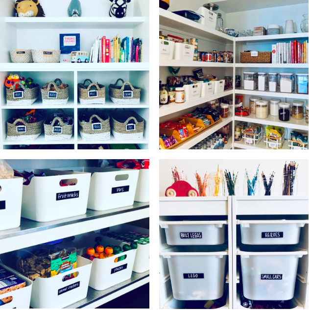 Does this feel like a dream?! It's not! These are actual solutions that Put Together Place has implemented at various homes that could be yours! Let a pro handle it. They will not only help organize, but they will create solutions that not only LOOK better, but function like it's straight out of a dream. If you're not local, check yelp or, better yet, a local online community you trust for an awesome home organizing business near you!