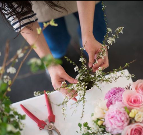 Get your #metime and treat yourself or local a loved one to some beauty every month! You get flowers for 1 big and 2 small bouquets and instructions on how to arrange it every month. It's a fun activity for anyone and you get to learn a new skill and practice your creativity in the process! Boom!