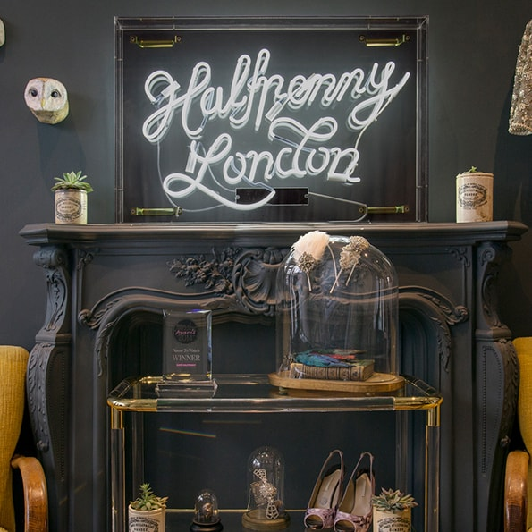 Halfpenny   Location: Bloomsbury London, WC1H 0JL   View Halfpenny    @halfpennylondon