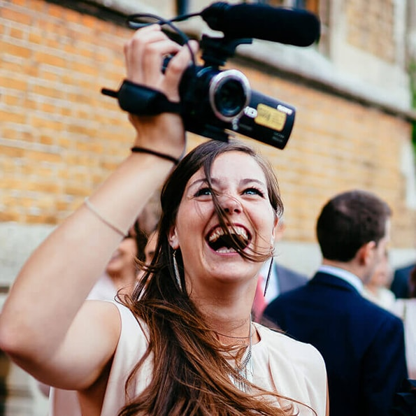 Shoot It Yourself   Camera hire to allow guests and wedding party to film the wedding themselves  Location: Nationwide   View Shoot It Yourself's website    @shootityourself