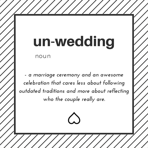 The Un-Wedding   A wedding style & beauty blog like no other   View the Un-Wedding    @the_un_wedding