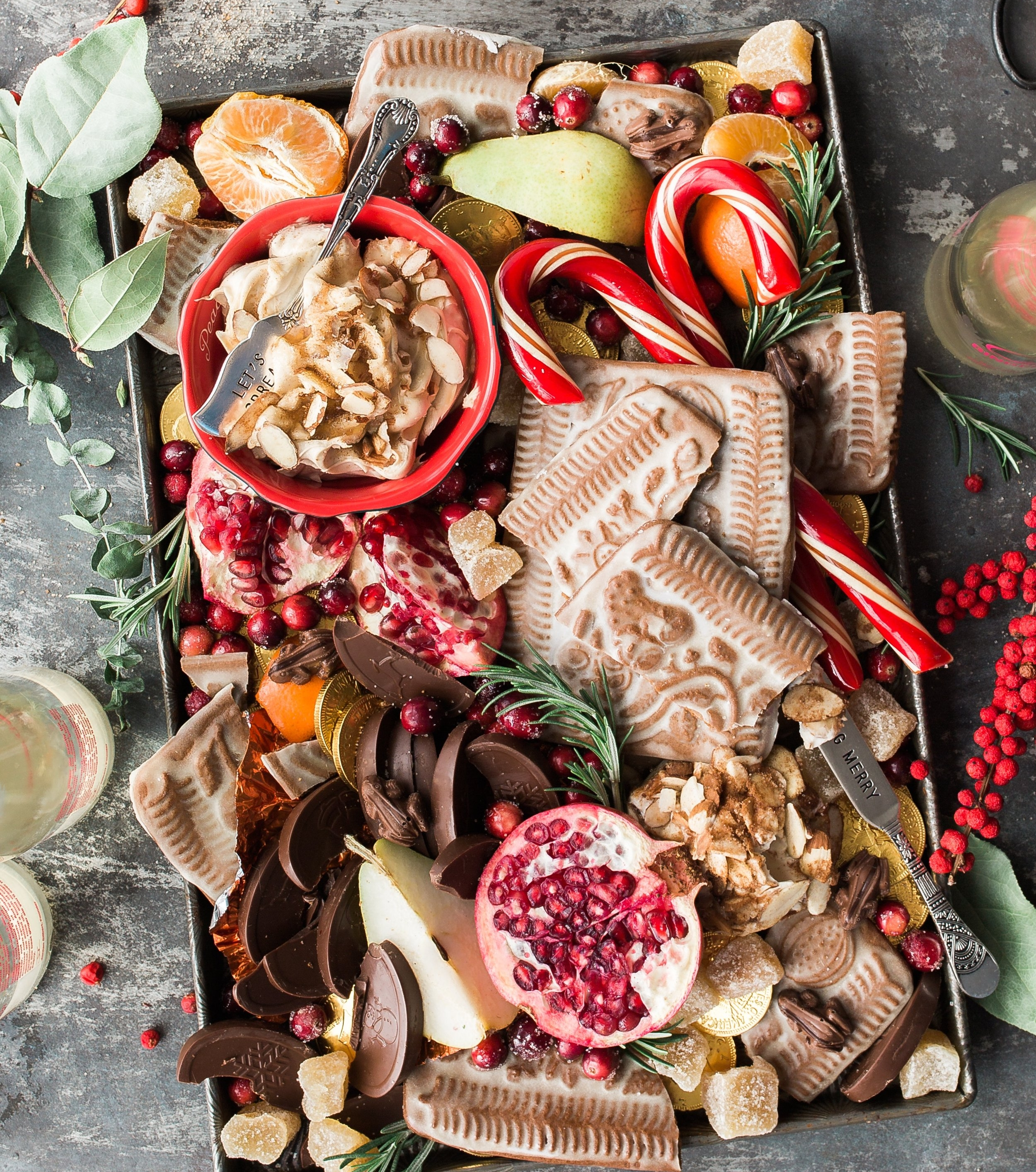 Beat the temptation to overeat during the holidays.