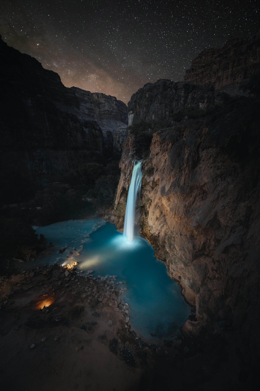 _DSC5762 - Havasupai Havasu Falls Night v2-2.jpg