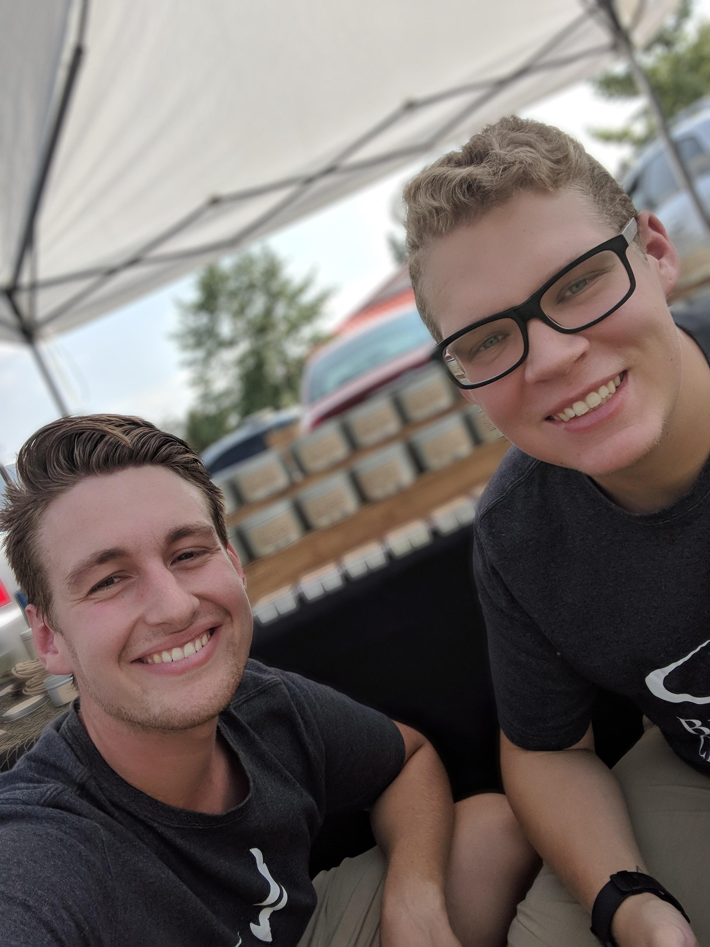 Kyle Jones & Austin Burch