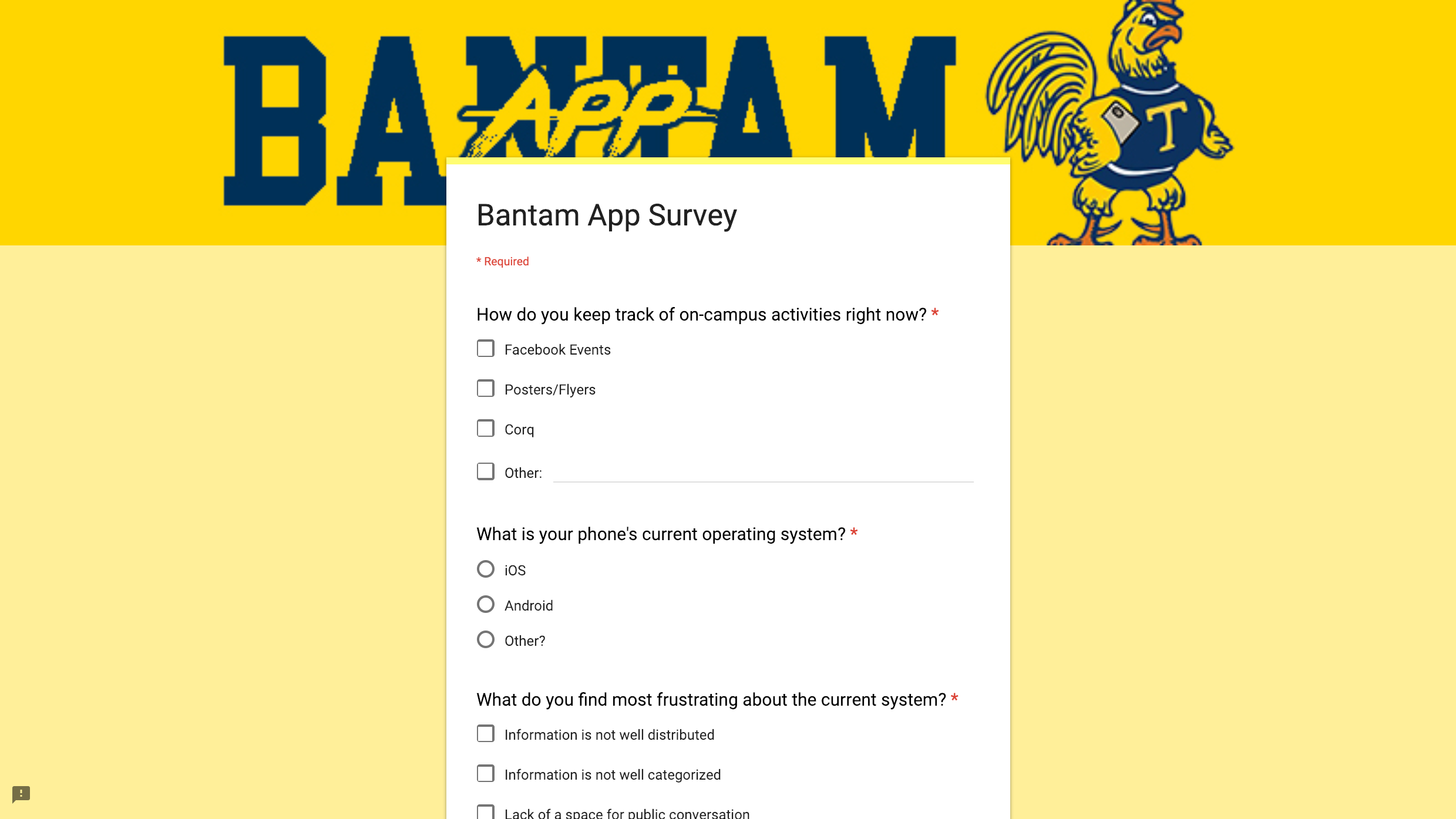 Bantam App Survey.png