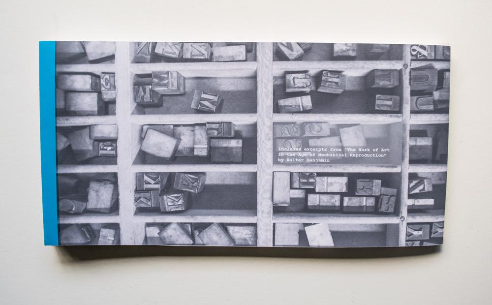 Print Progressions (Back Cover)