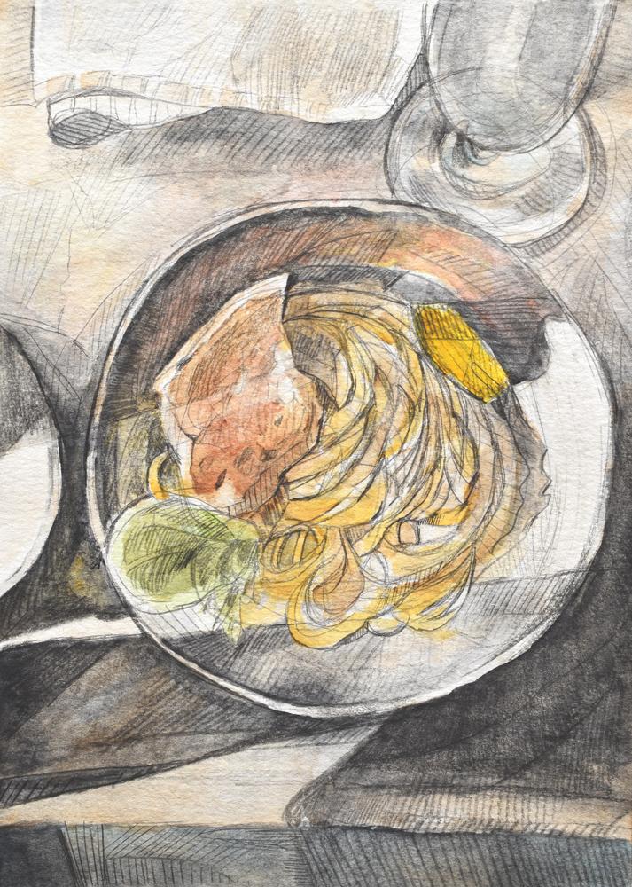 Pasta From Assaggio
