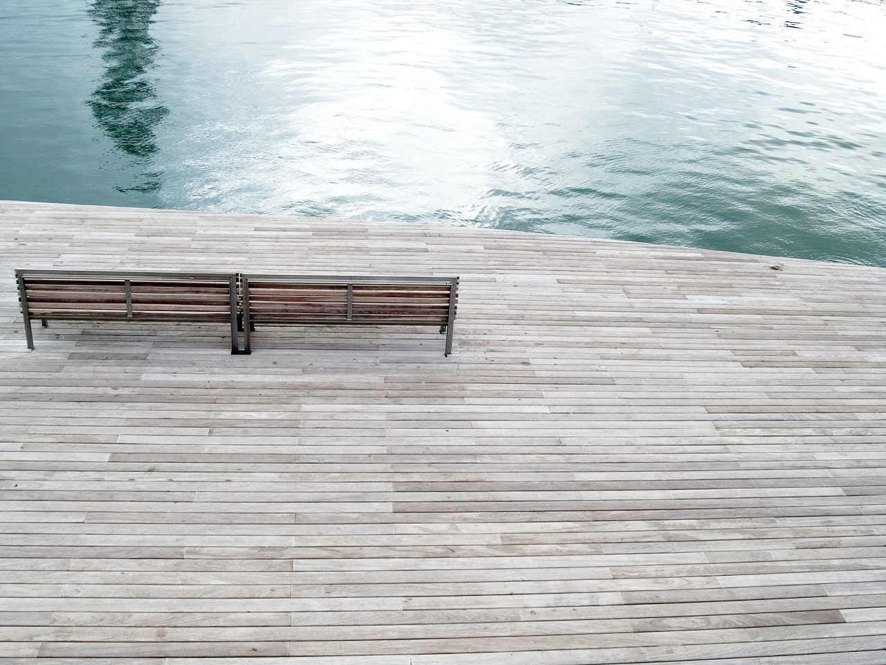 Deck surface preparation