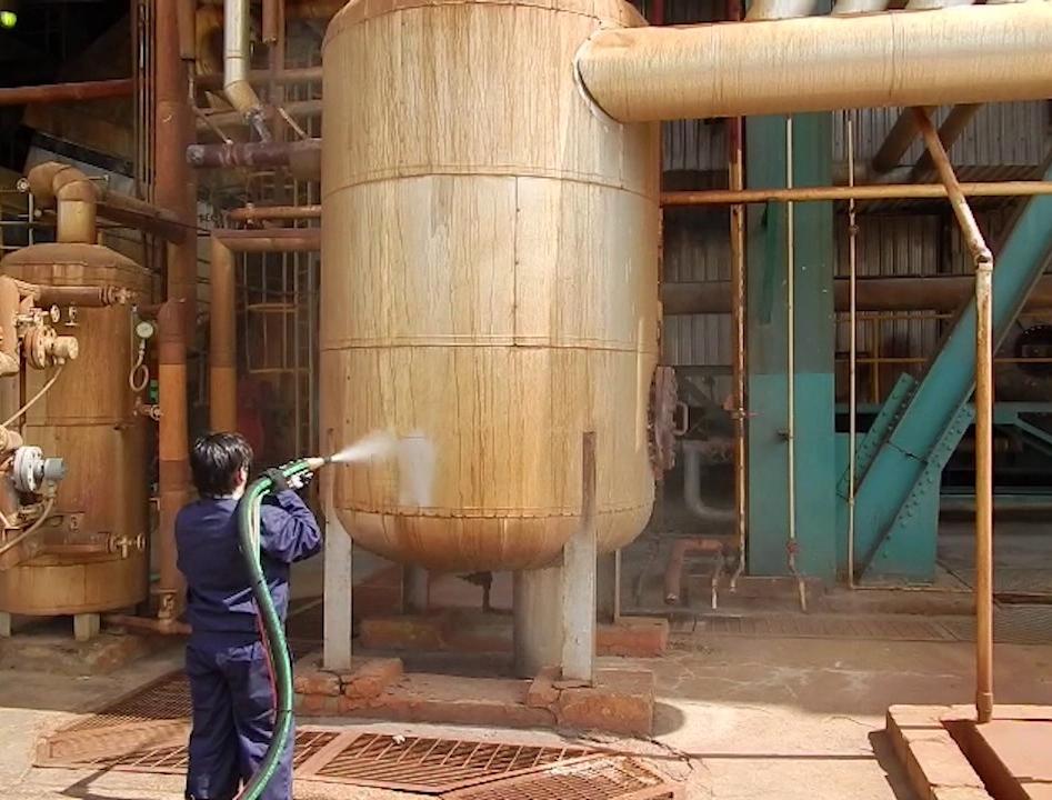 industrial - Sandblasting and Dustless Blasting