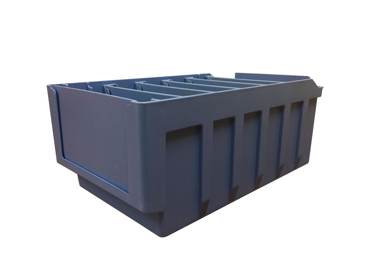 size rk321 plastic bins - 100mm x 150mm x 100mm