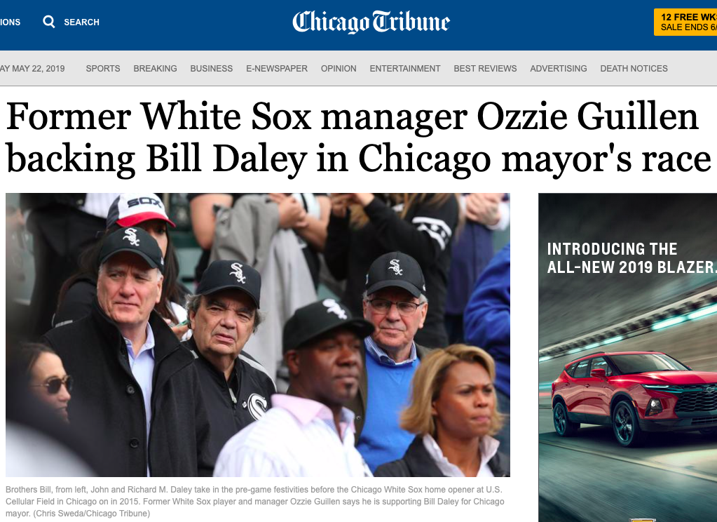 ximena-larkin-pr-bill-daley-ozzie-guillen-endorsement-chicago-tribune.png