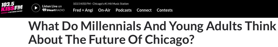 Ximena-larkin-publicist-chicago-millennials-kiss-fm