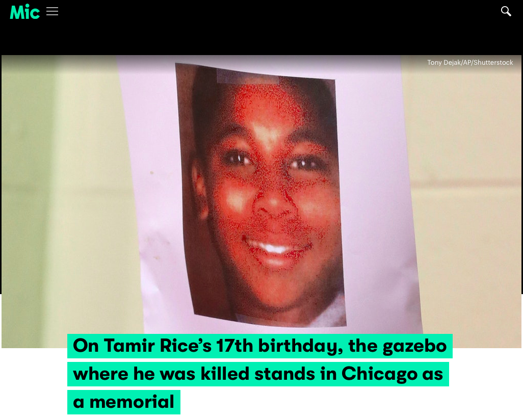 tamir-rice-gazebo-mic-chicago-rebuild-foundation-ximena-larkin-publicist