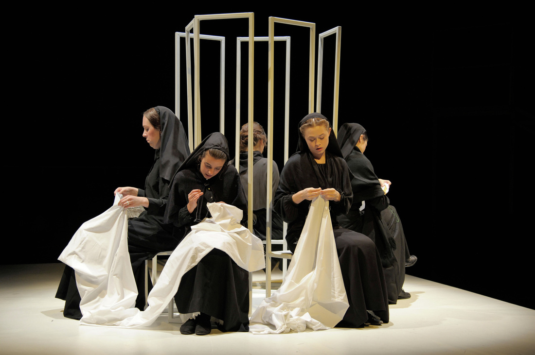 The House of Bernarda Alba - University of Massachusetts, Amherst