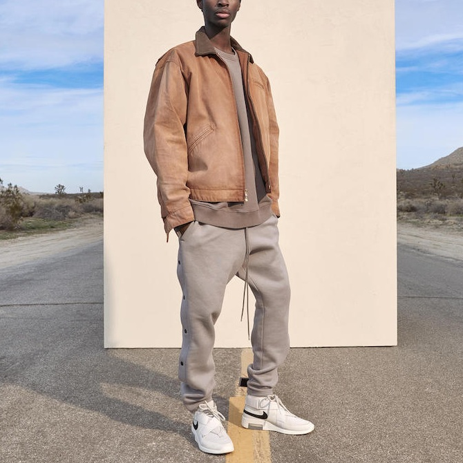 NIKE AIR X FEAR OF GOD S/S 2019   Jerry Lorenzo's take on classic Air silhouettes