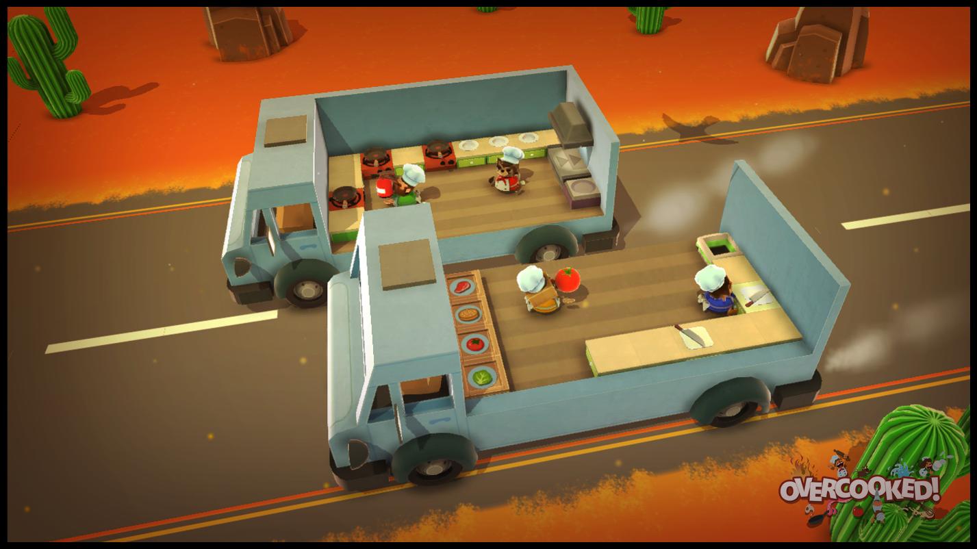 Mad Max takes his burger medium-rare. Image courtesy Ghost Town Games.