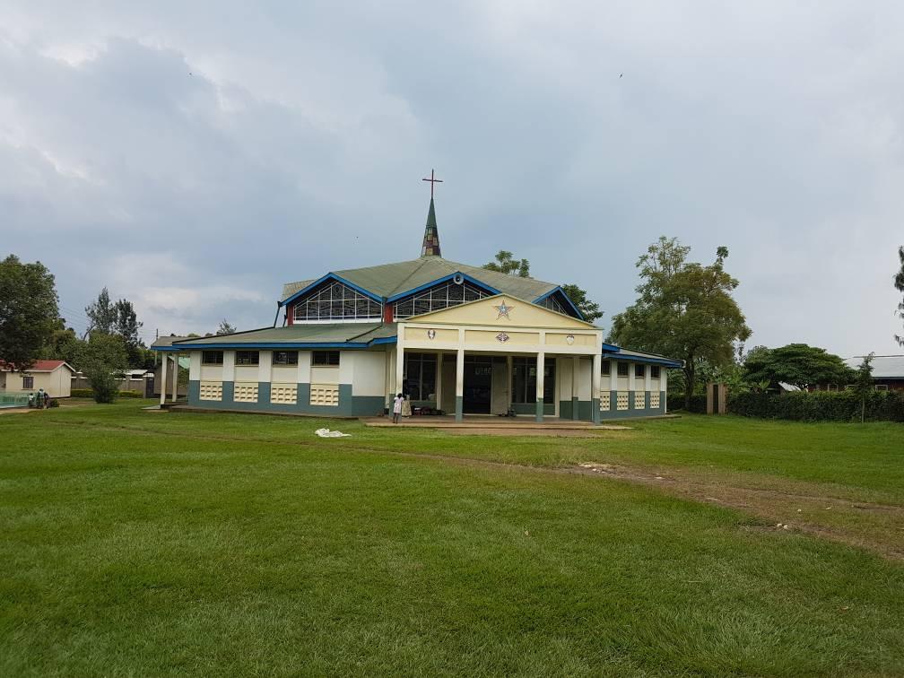 Our Lady Mother of the Church Parish Church Nyamwegabira Parish.jpg