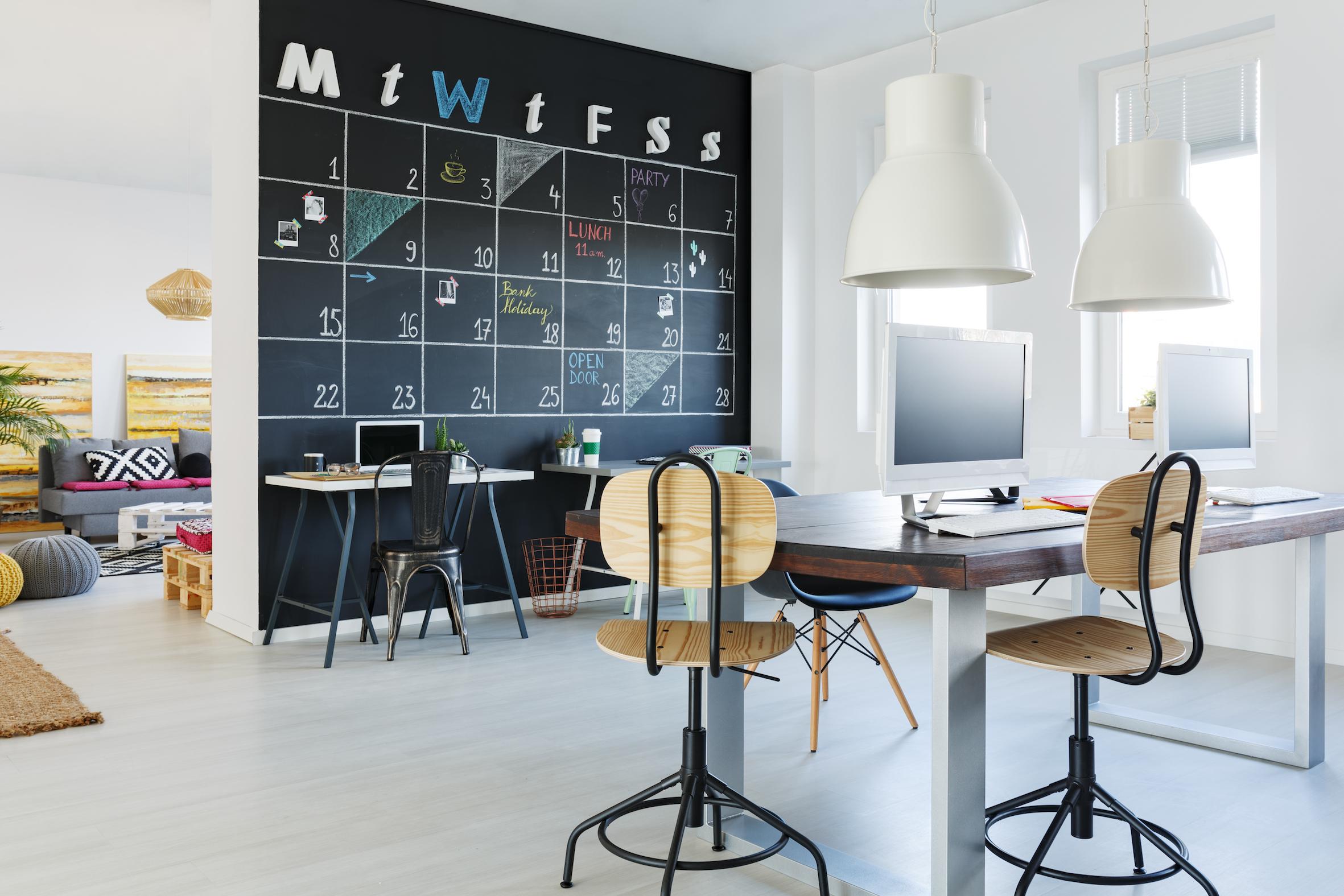 Envy enducing workspaces