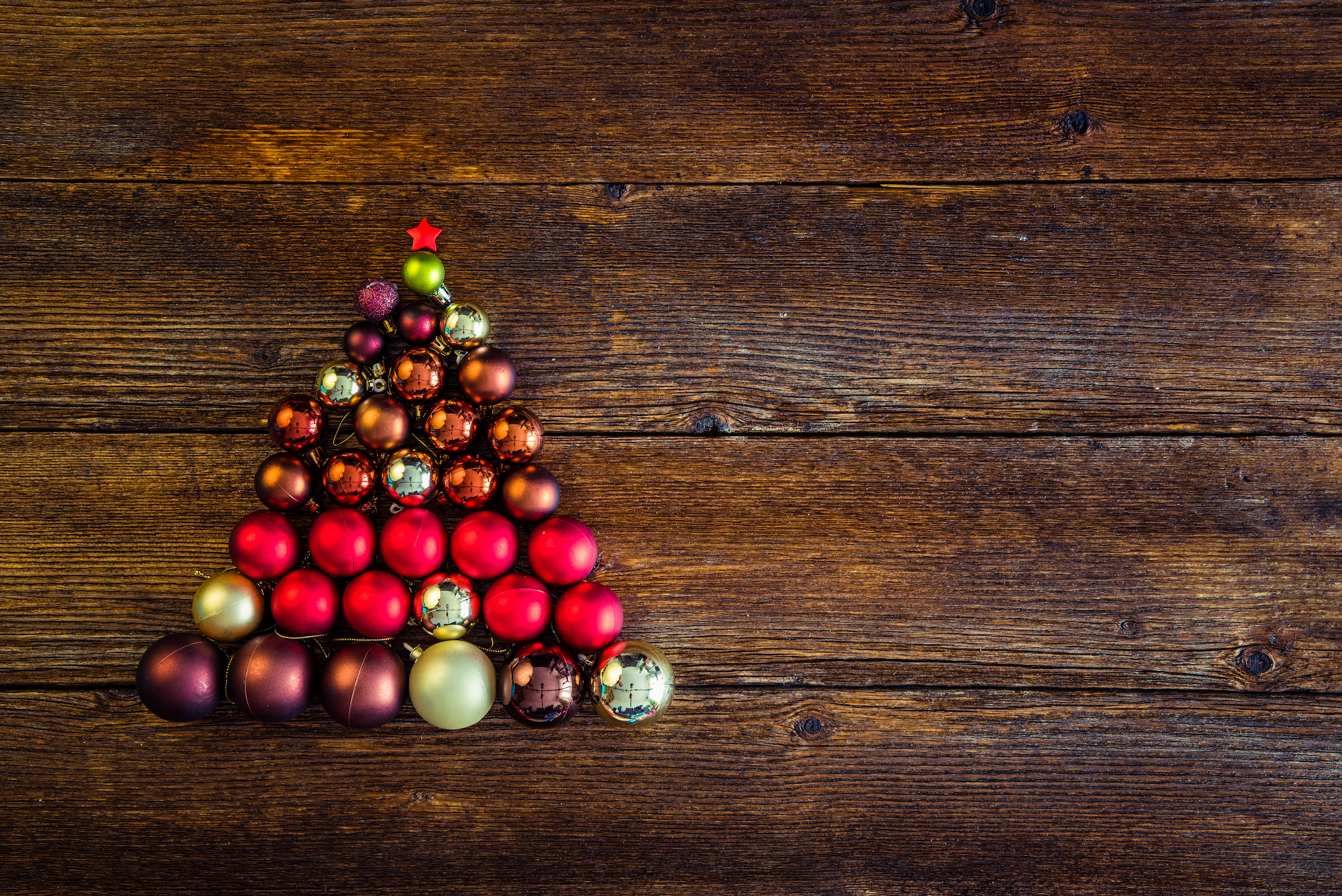 christmas-tree-shaped-design-made-from-christmas-P8HBFTR.jpg