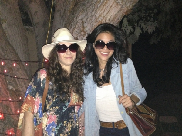 Rebecca & I, Halloween 2012