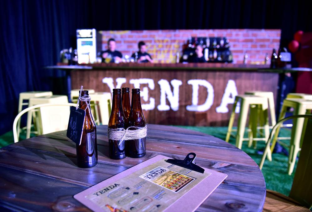 Yenda Beer   Activation