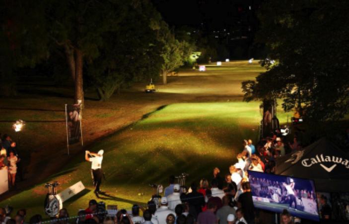Callaway    Golf Course Activation