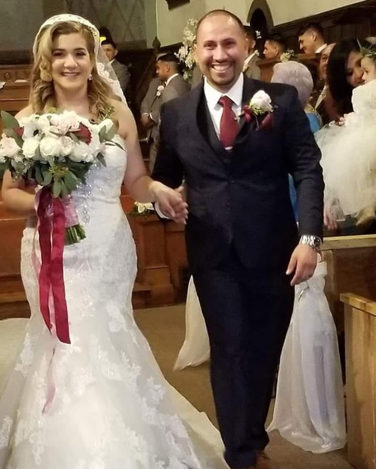 Elisa + Jesus 2018    Thank you so much for my flowers, I love them and my flower girls head pieces were amazing thank you for all of your help. Flowers were such a big part of my wedding !