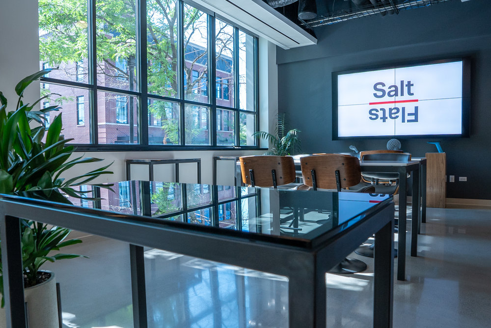 salt flats innovation house - 113 N. May St., Chicago, IL 60607